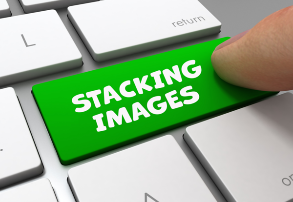 Lightroom - How To Stack Images