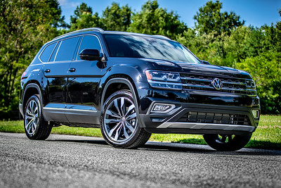 Darnell Marbury's 2019 VW Atlas