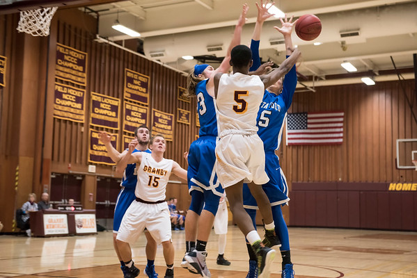 2017_02_03 GMHS boys basketball vs Stafford