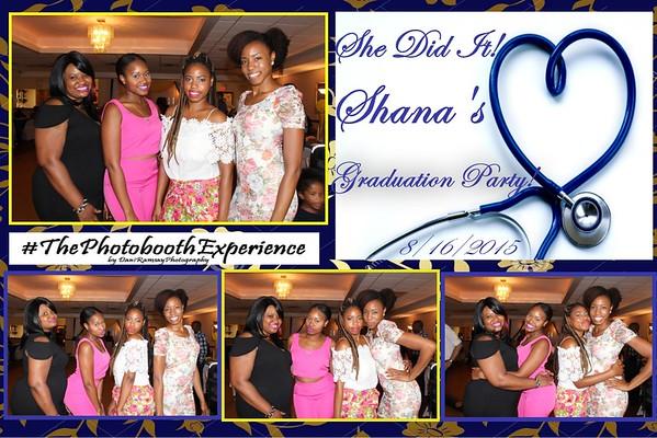 Shana's Graduation/Engagement