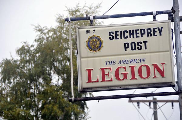 10/23/2012 Mike Orazzi  American Legion Post 2 in Bristol.