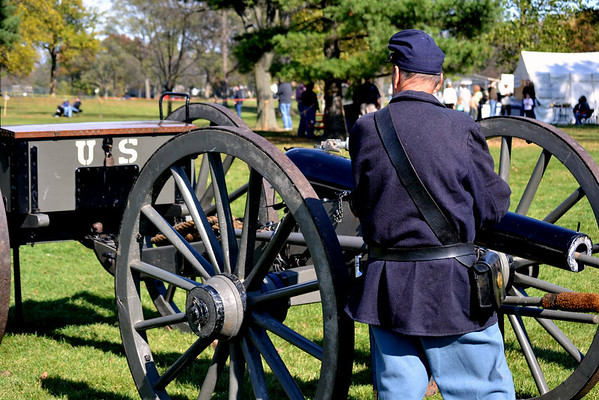 Civil War Re-enactment Oct 2011