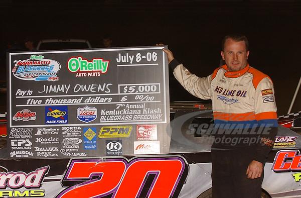Bluegrass Speedway (KY) 7/8