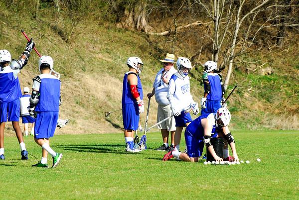 Prep & Junior Prep Lacrosse Practice