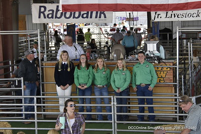 CRF Livestock Auction