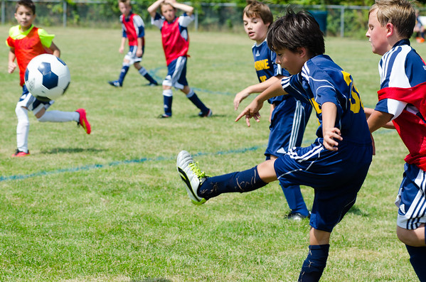 8-22-2015 JV Boys Soccer
