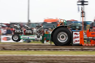 Tractor pulling oudenhoorn 2016