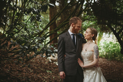 Paul & Helen Wedding day