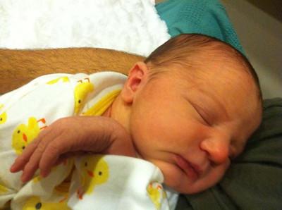 Alivia's Birth