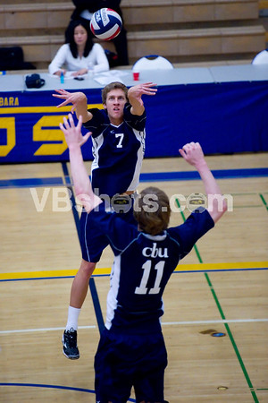 College Volleyball 2011