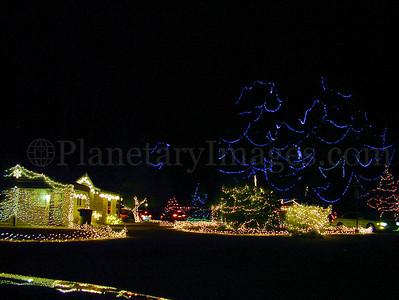 Tucson's Winterhaven Christmas Village