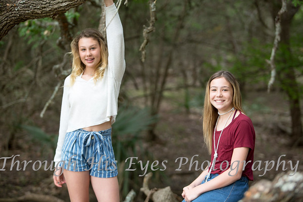 Savannah & Shelby 2019