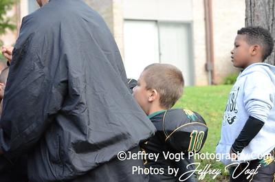 10-20-2012 Montgomery Village Sports Association Tiny Mites vs Rockville Knights, Photos by Jeffrey Vogt Photography