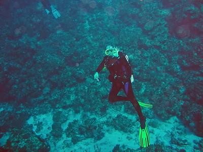 Little Cayman Scuba 2007 Jan