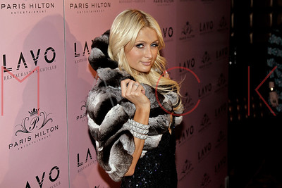 New York, NY - February 17: The Thursday, Feb 17, 2011 30th Birthday Party for Paris Hilton, New York, USA