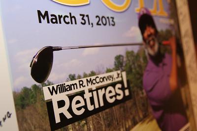 William R. McCorvey, Jr.'s Retirement Celebration