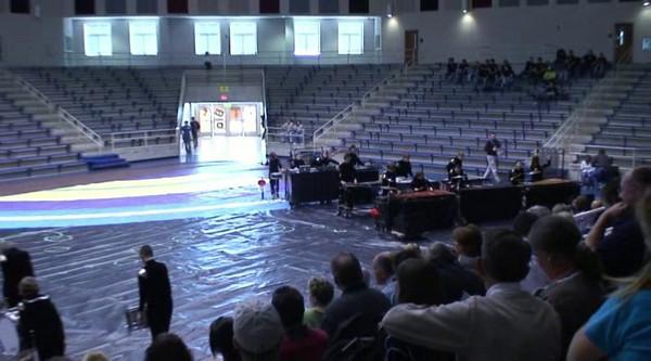 2010-03-06: WGI Spartanburg Drumline Regional