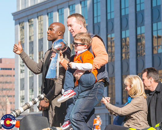 Denver Broncos Super Bowl Parade