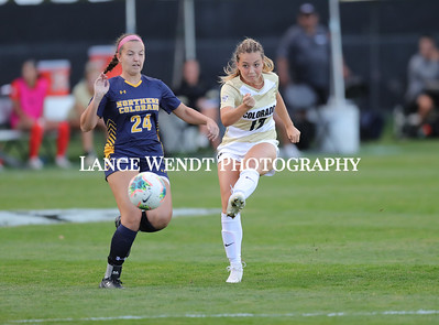 Northern Colorado vs Colorado WSOC