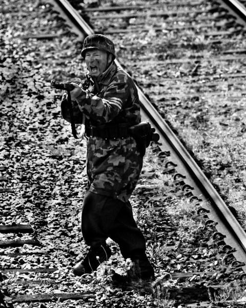 East Lancashire Railway at war