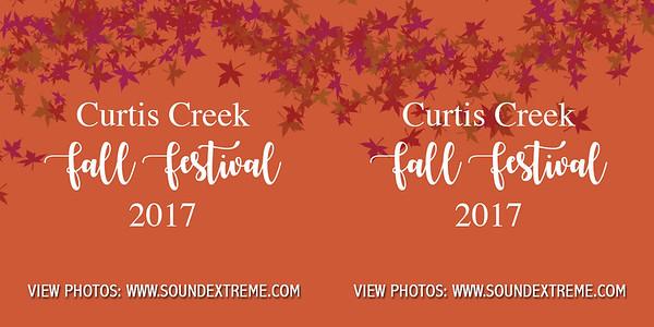 Curtis Creek Fall Festival 2017