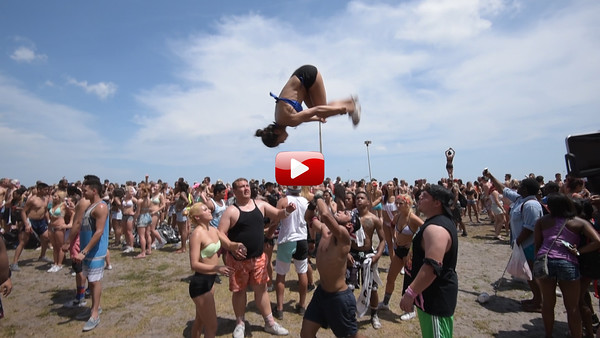 Saturday, Daytona Beach Stunt Fest