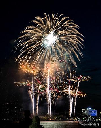 Windsor Fireworks June 2018