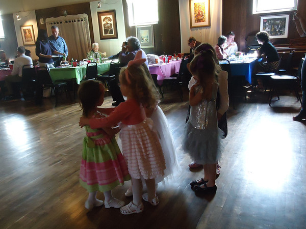 Easter Celebration - April 15, 2012