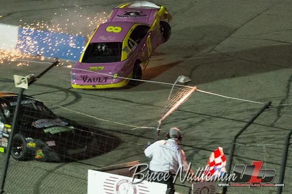 LaCrosse Speedway Races, July 3rd, 2014
