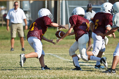 Coopers Football 7th Grade