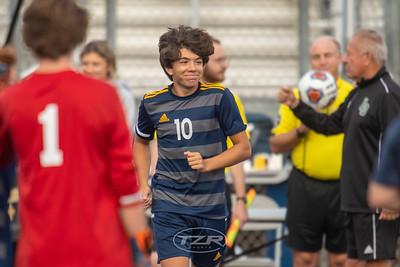 Varsity Boy's Soccer vs. Lake Orion 8/31/2021