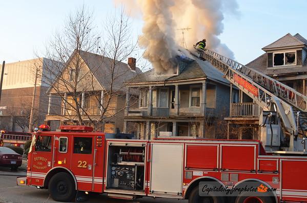 1/15/17 – Detroit - 5601 N. Campbell St