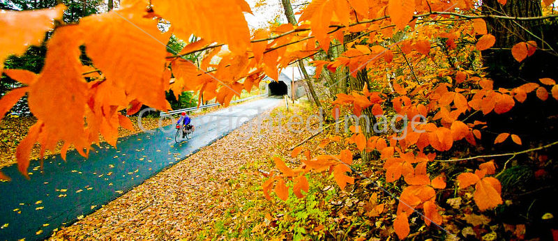 Biking in Fall - Autumn Cycling #2