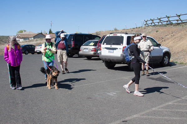 2014-04-13 Cowiche Canyon Uplands & Wineries