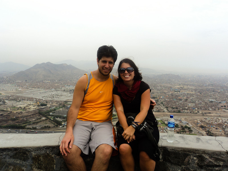 lima lookoff with santiago
