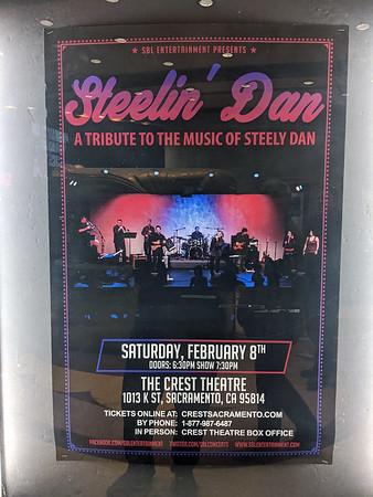Steelin' Dan at Crest Theatre