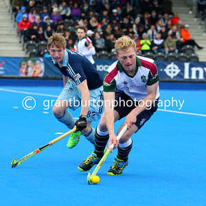 Men's Hockey League Semi-Finals Surbiton v Reading