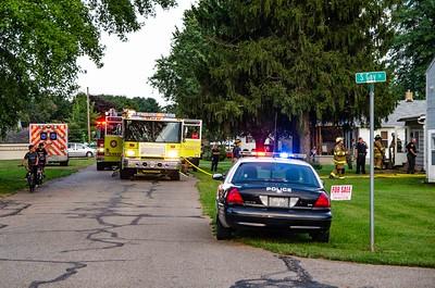 09-06-18 West Lafayette FD - House Fire