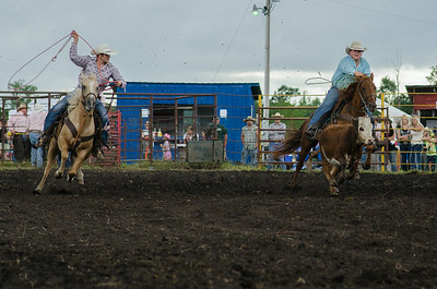 Roping Saturday 2014