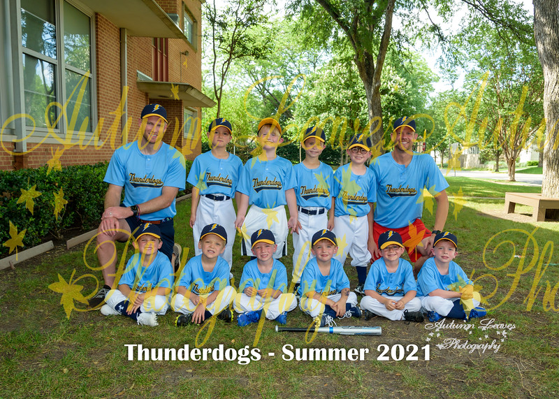 20210614 - # A1 PK Thunderdogs - Proctor/Hunt