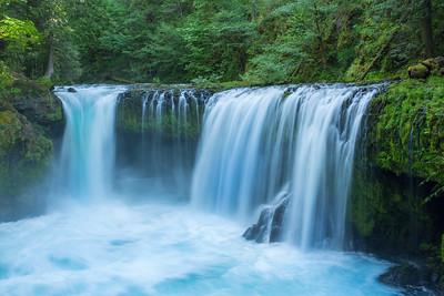 2018 - 05 Waterfalls, Oregon