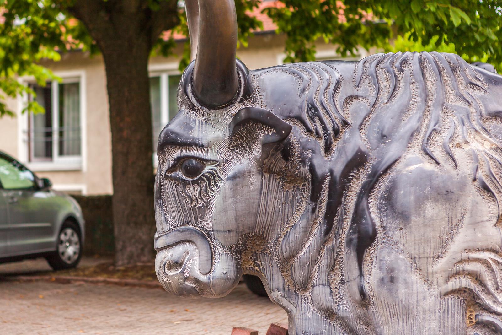 德国布赖萨赫(Breisach),小城故事
