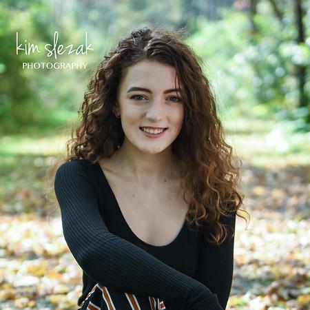 Emily Walker's Sr. Pics
