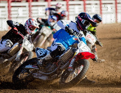 CALIFORNIA FLAT TRACK ASSN