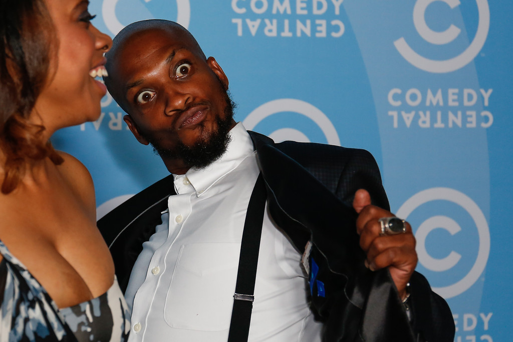 . Ali Siddiq arrives at the 2016 Primetime Emmy Awards - Comedy Central Pre Party on Saturday, Sept. 17, 2016, in Los Angeles. Saddiq will be at the Cleveland Improv May 25-27. For more information, visit clevelandimprov.com.(Photo by Willy Sanjuan/Invision/AP)