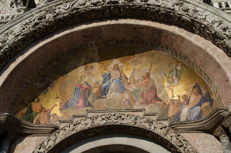Venice Religious Detail