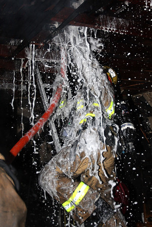 Windsor I/C House Fire - Glendale, Calfiornia