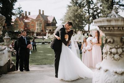 Thornewood Castle Wedding | Seattle Wedding Photographer | Jessica and Jesse