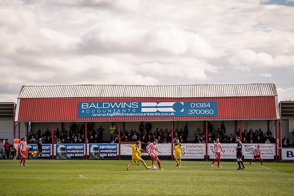 Stourbridge v AFC Totton