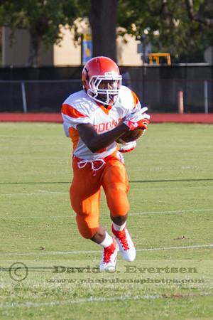 Boone Freshman Football #2 - 2012